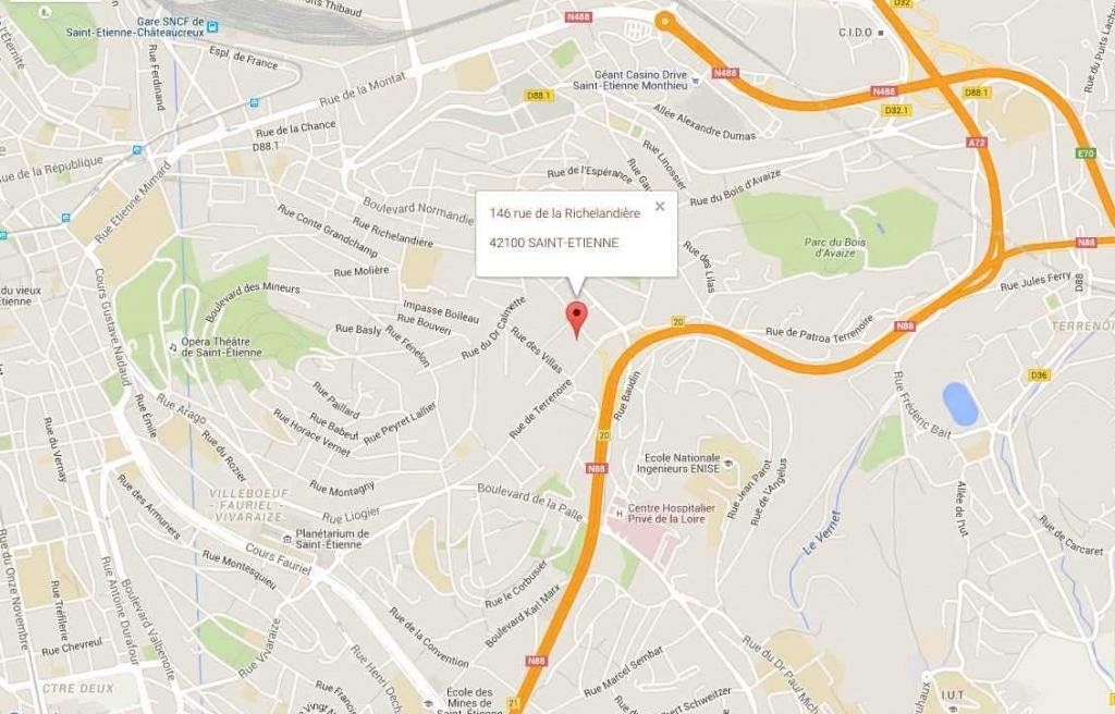 plan-146-rue-richelandiere-st-etienne