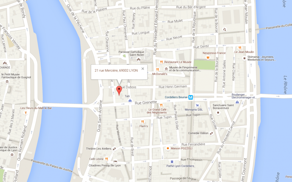 plan-acces-21-rue-merciere-69002-lyon-google-maps