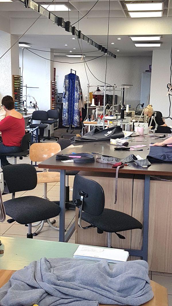 La coupe, atelier Point Retouche 3 Avenue Rhin et Danube 38100 Grenoble