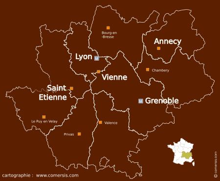 carte-rhone-lyon-vienne-grenoble-annecy-Saint-Eteinne-450x370c
