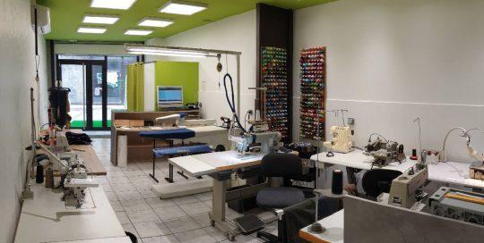 intérieur atelier-retouche-grenoble-centre-ville